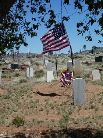 Veterans Cemetery Near Window Rock-09