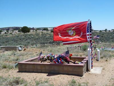 Veterans Cemetery Near Window Rock-10