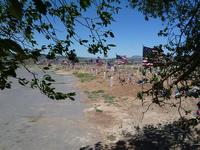 Veterans Cemetery Near Window Rock-06