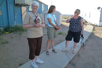 Navajo Mission - 2012 - People - On, With, and Seen while on the Mission
