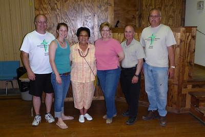 Navajo Mission - Chinle, Arizona - 2013 - People on the Mission