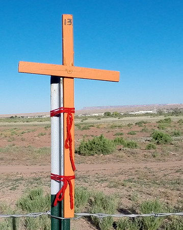 Mission to the Navajo Nation - Chinle, Arizona - June 4-17, 2016 - Sponsored by the Diocese of Joliet - Landscape