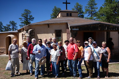 Mission to the Navajo Nation - Chinle, Arizona - June 10-23, 2017 - Sponsored by the Diocese of Joliet - Service at Wheatfields Church