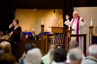 """For God's Sake, Come Home."" Fr. David Pettingill, Feb 2008"