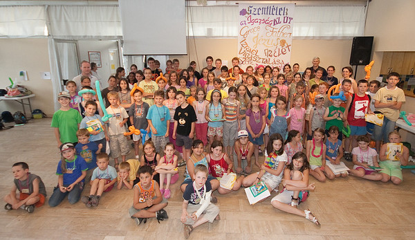 Budapest English Camp 2010