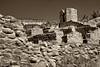 1621 Mission in the Pueblo of Giusewa, Jemez State Monument, New Mexico