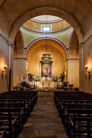 Mission Nuestra Senora de la Purisima Concepcion, San Antonio, Texas