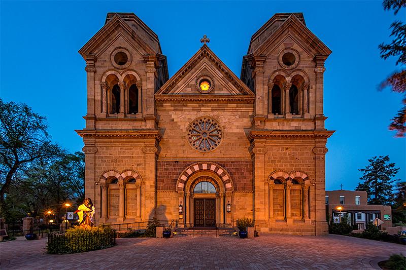 Cathedral Basilica of St. Francis of Assisi, Santa Fe