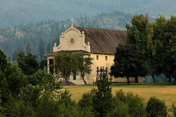 Old Mission, Coeur d'Alene, Idaho