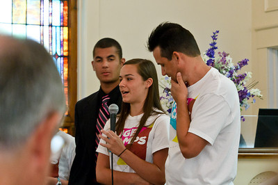 2011 Youth Missions
