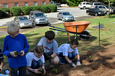 Great Day of Service: The Garden