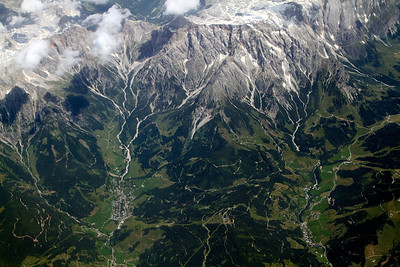 Another view of the Alps