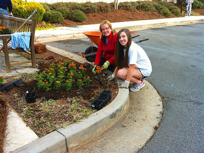 By Susan Ziegler - Sprucing up Good Samaritan House