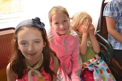 Gideon Girls (one is shy)