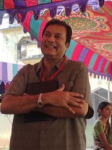 Rev Dr Peter Pereira 2015