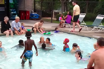 Called to Care Pool Party 2016