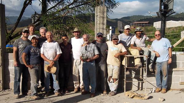 Honduras Construction 2014