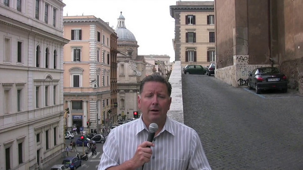 Day 11: Rome