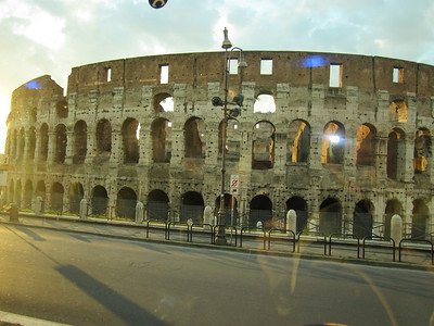 Day 9: Turkey and Rome