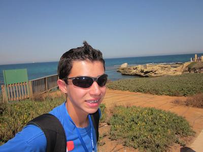 Day 1: Israel Trip 2010