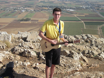 Transforming Realities: Israel Trip 2010