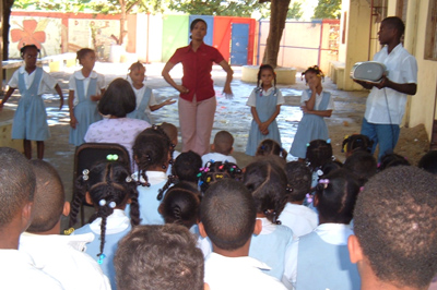 Missions Trip 2006 - Santo Domingo