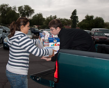 Canned Food Drive 2011