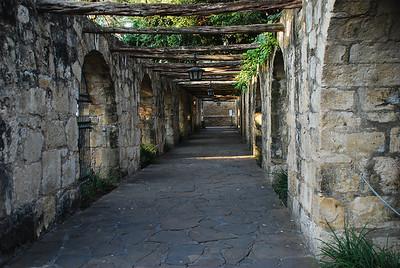 Alamo Portico