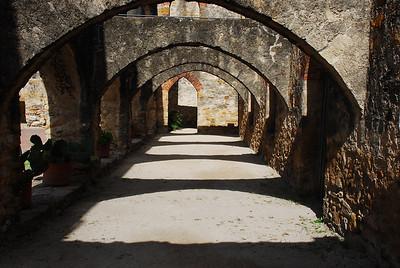 Arch at San Juan