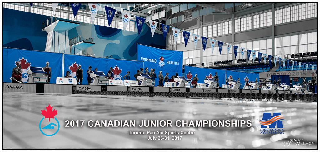 2017 July 26-31 CANADIAN JUNIOR CHAMPIONSHIPS