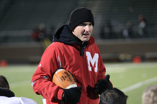 Mississinewa Football Regional @ Greenwood  11-20-17