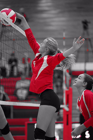Mississinewa Volleyball vs Eastern 9-10-18