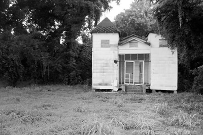 FavSpot - Abandoned Church - Mound, Louisiana 32.243564, -91.020946