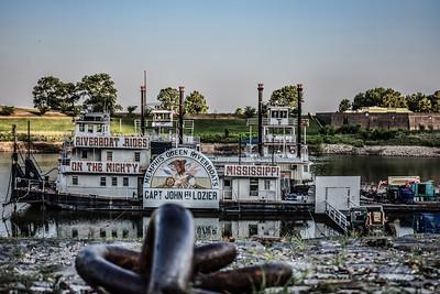 Memphis Queen Riverboat