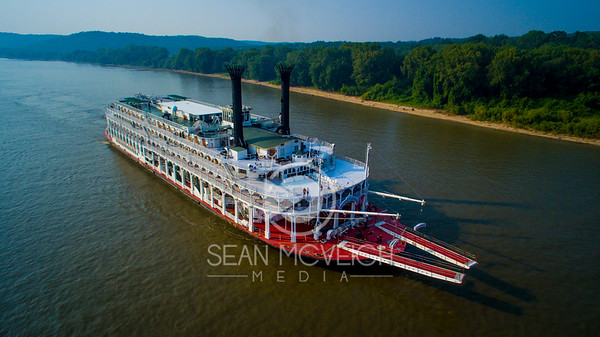 Mississippi River (Upper) | The American Queen