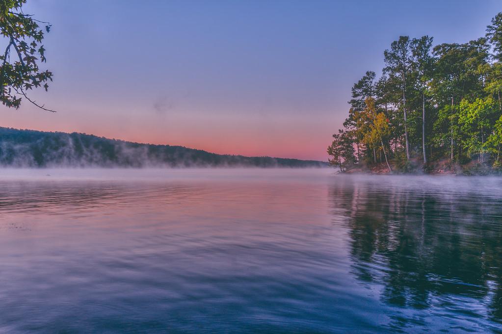 Lake Steam