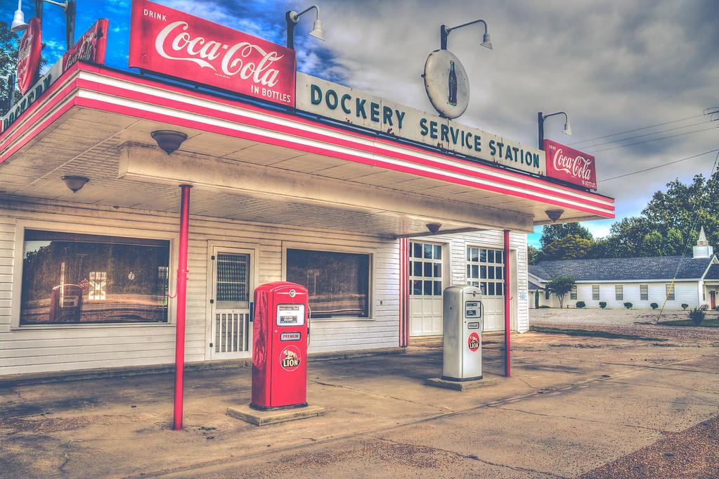 Dockery Service Station