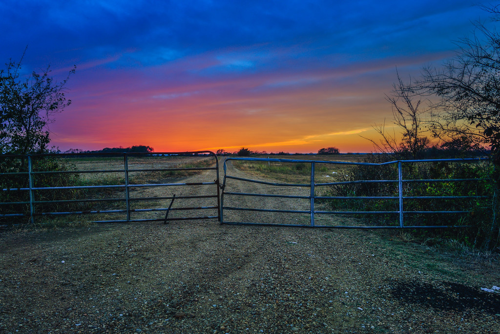 Gated Sky