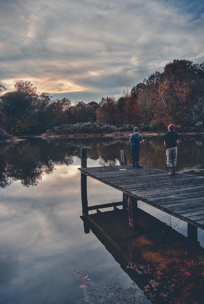 Fishin' Buddies