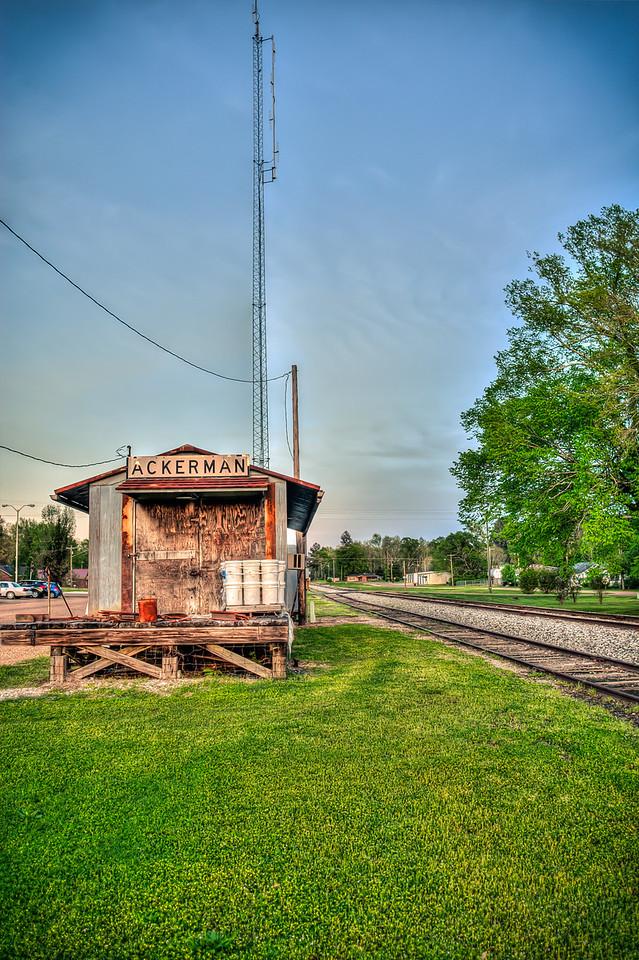 Ackerman Depot