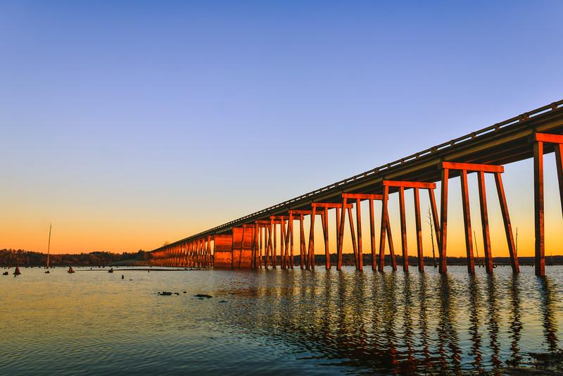 Orange Bridge