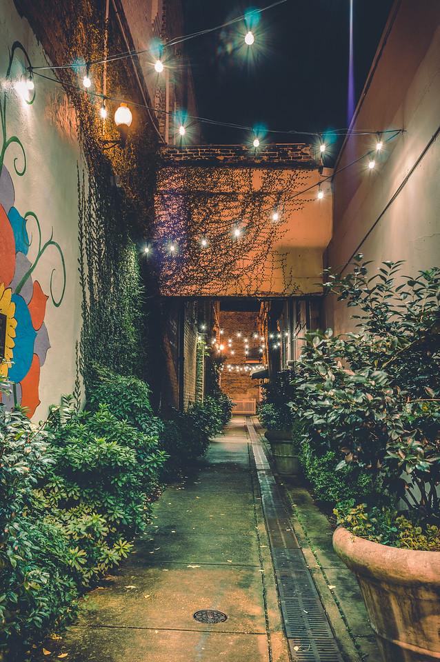 Lit Alley