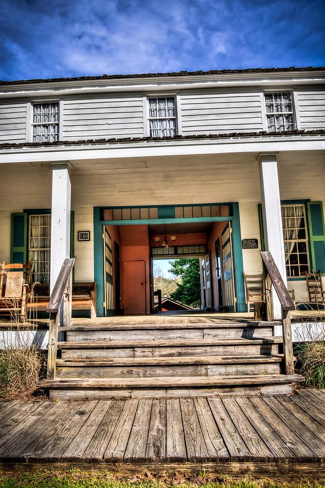 Drane House Porch