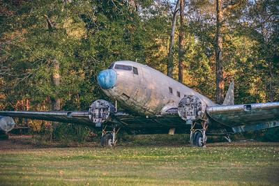 Retired Plane