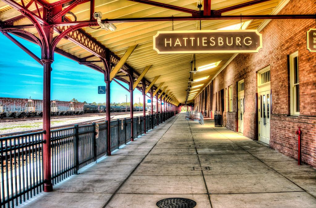 Hattiesburg Depot