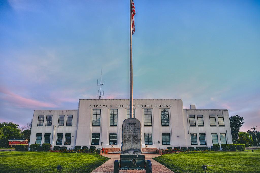 Choctaw Courthouse
