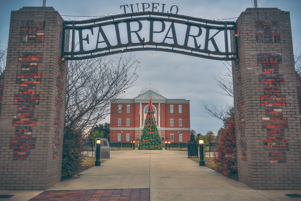 Christmas at Fairpark