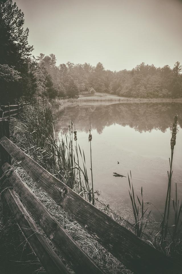 Plymouth Bluff Lake