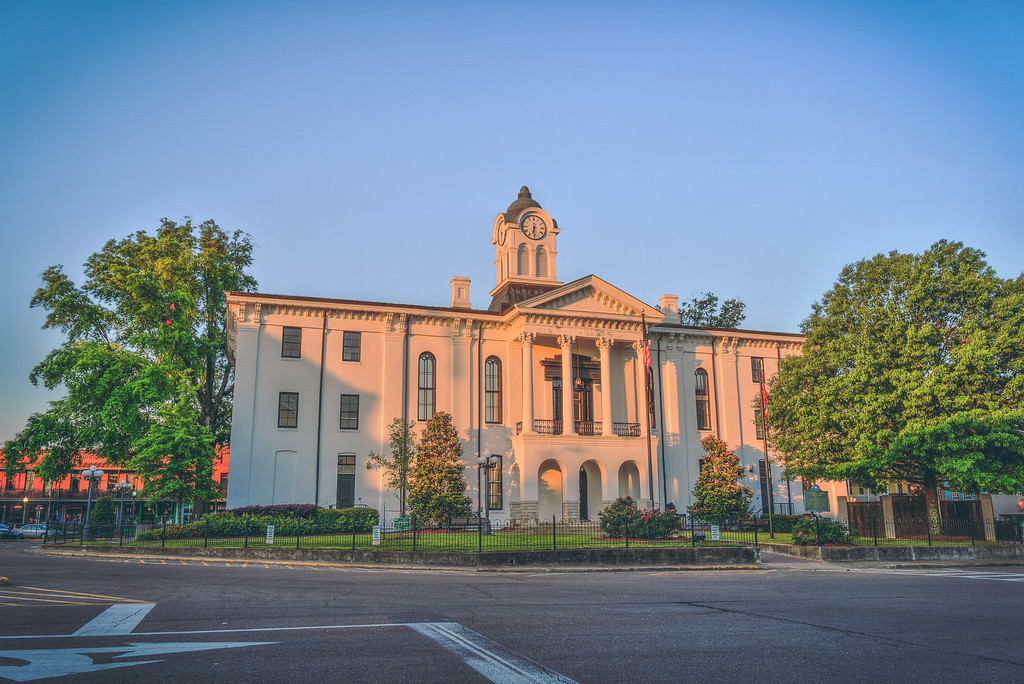 Courthouse in the Sun