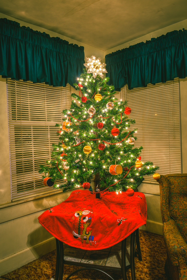 Grandmommy's Tree